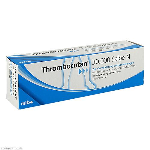THROMBOCUTAN 30000 I.E. SALBE N, 100 G, Axicorp Pharma GmbH