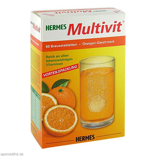 HERMES MULTIVIT, 60 ST, Hermes Arzneimittel GmbH