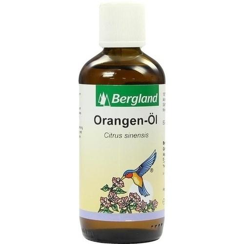 Orangen Öl Süss, 100 ML, Bergland-Pharma GmbH & Co. KG