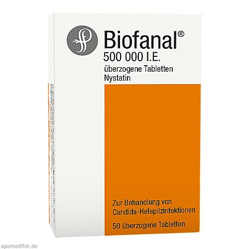 BIOFANAL, 50 ST, Dr.R.Pfleger GmbH