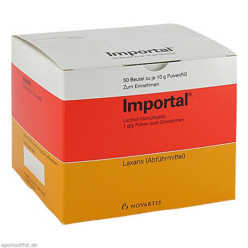 IMPORTAL BTL, 50X10 G, ANGELINI Pharma Österreich GmbH