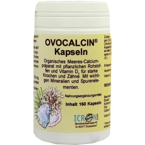 OVOCALCIN Kapseln, 160 ST, Axisis GmbH