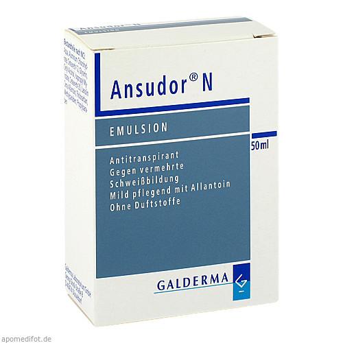 Ansudor N, 50 ML, Galderma Laboratorium GmbH