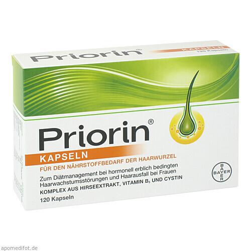 Priorin Neu, 120 ST, Bayer Vital GmbH