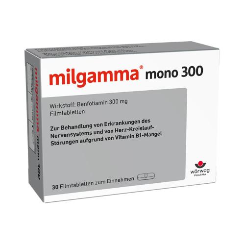 milgamma mono 300, 30 ST, Wörwag Pharma GmbH & Co. KG