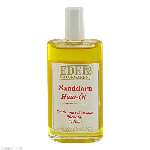 Sanddorn Haut-Öl, 100 ML, Edel Naturwaren GmbH