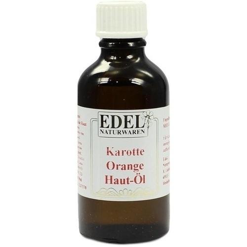 Karottenhautöl, 50 ML, Edel Naturwaren GmbH