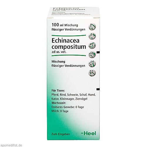 ECHINACEA COMPOSITUM ad us.vet.Tropfen, 100 ML, Biologische Heilmittel Heel GmbH