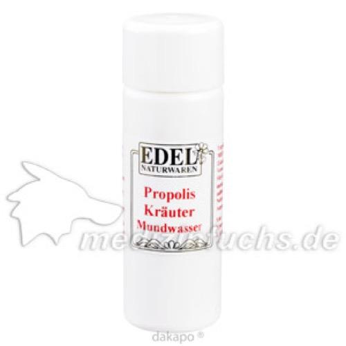 Propolis-Kräuter Mundwasser, 50 ML, Edel Naturwaren GmbH