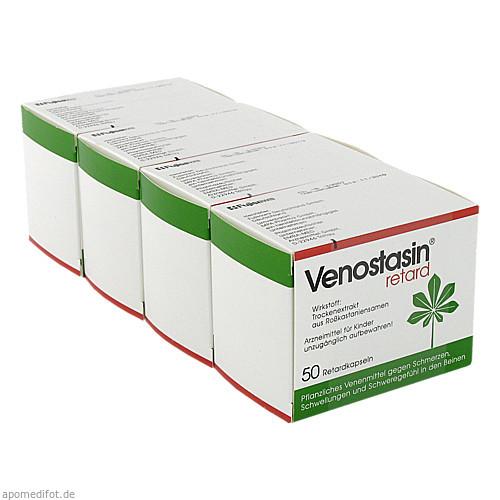 Venostasin retard 50mg, 200 ST, Emra-Med Arzneimittel GmbH