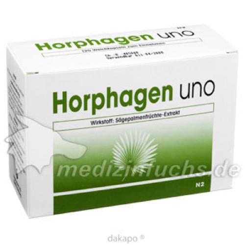 Horphagen uno Weichkapseln, 120 ST, Strathmann GmbH & Co. KG