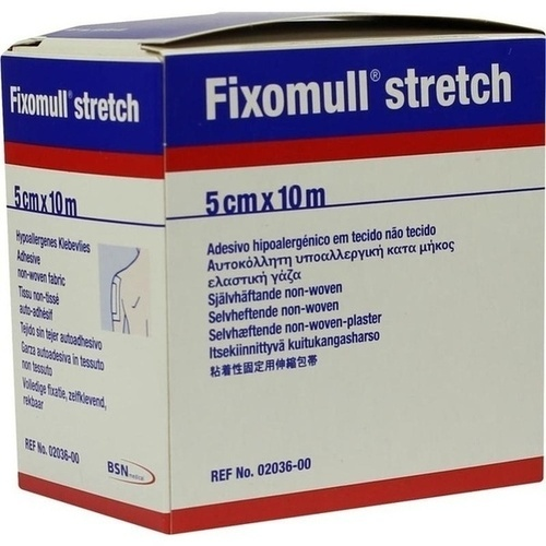Fixomull stretch 5cmx10m, 1 ST, Bios Medical Services GmbH