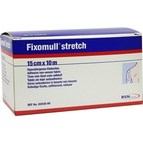 Fixomull stretch 15cmx10m, 1 ST, Bios Medical Services GmbH
