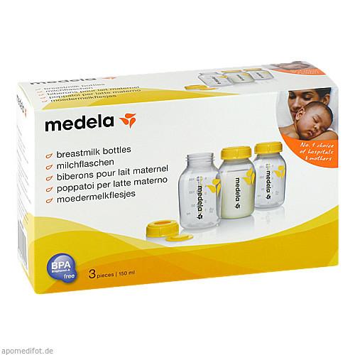 Medela Milchflaschenset, 1 P, Medela Medizintechnik GmbH & Co. Handels KG