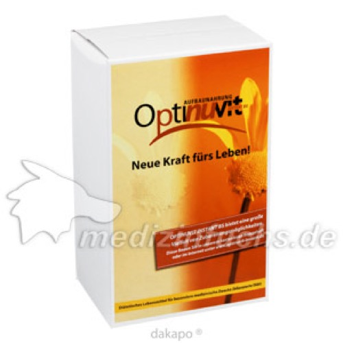 Optinuvit Instant BS, 2X176 G, Human Nutrition GmbH