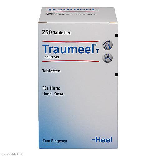 TRAUMEEL T ad us.vet.Tabletten, 250 ST, Biologische Heilmittel Heel GmbH