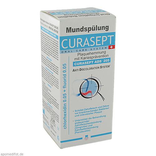CURASEPT 0.05% Chlorhexidin, 200 ML, Curaden Germany GmbH