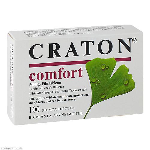 Craton Comfort, 100 ST, Dr.Willmar Schwabe GmbH & Co. KG