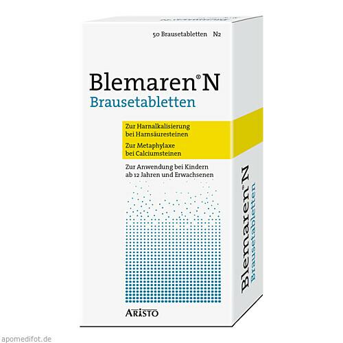 Blemaren N Brausetabletten, 50 ST, Aristo Pharma GmbH