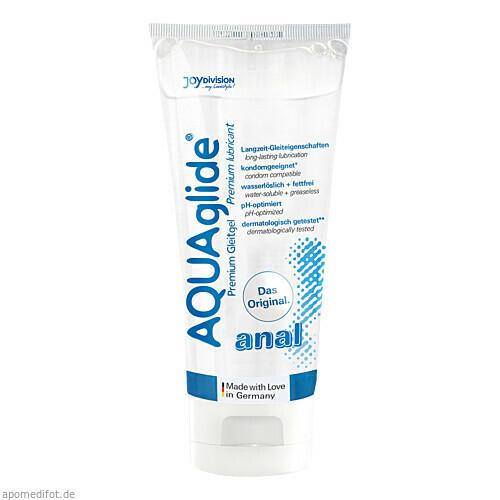 Original AQUAglide anal, 100 ML, Dr.Dagmar Lohmann Pharma + Medical GmbH