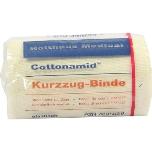 COTTONAMID KURZZUGB 5MX8CM, 1 ST, Holthaus Medical GmbH & Co. KG