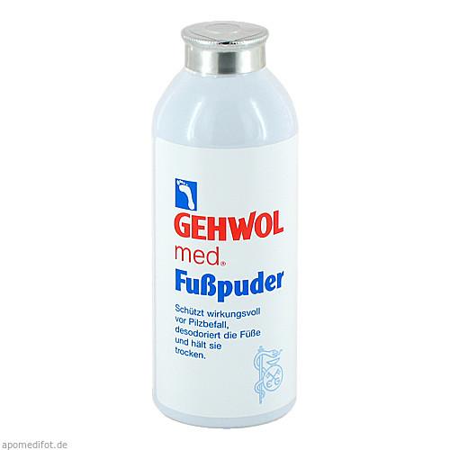 GEHWOL med Fußpuder, 100 G, Eduard Gerlach GmbH