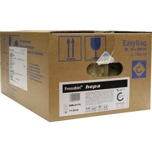 Fresubin Hepa Neutral Easybag, 15X500 ML, Fresenius Kabi Deutschland GmbH