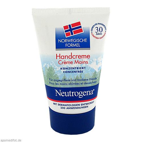 Neutrogena Norweg. Formel Handcreme parf.50ml, 50 ML, Johnson & Johnson GmbH