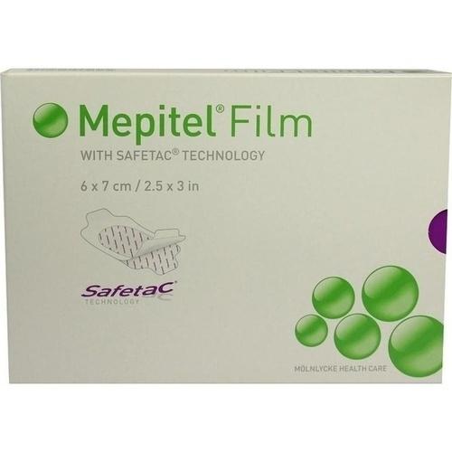Mepitel Film 6x7cm, 10 ST, Mölnlycke Health Care GmbH