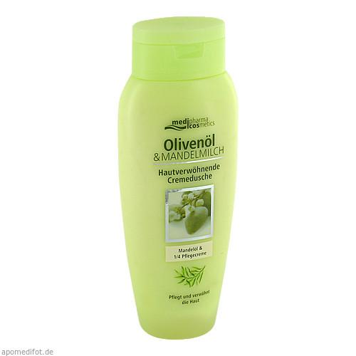 Oliven-Mandelmilch Hautverwöhnende Cremedusche, 200 ML, Dr. Theiss Naturwaren GmbH