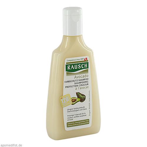 Rausch Avocado Farbschutz Shampoo, 200 ML, Rausch (Deutschland) GmbH