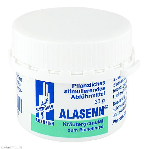 Alasenn Kräutergranulat, 33 G, Pharma Schwörer GmbH