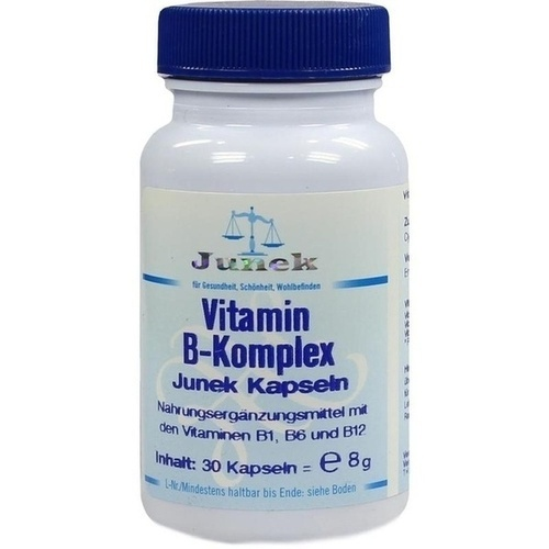 Vitamin B-Komplex Junek, 30 ST, Bios Medical Services