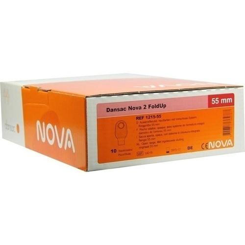 Dansac Nova 2 FoldUp 1215-55, 10 ST, Dansac GmbH