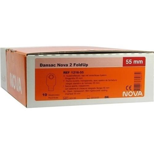 Dansac Nova 2 FoldUp 1216-55, 10 ST, Dansac GmbH