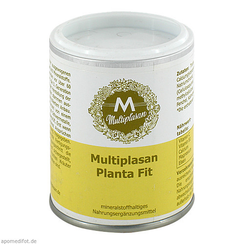 Multiplasan Planta fit, 350 ST, Plantatrakt GmbH