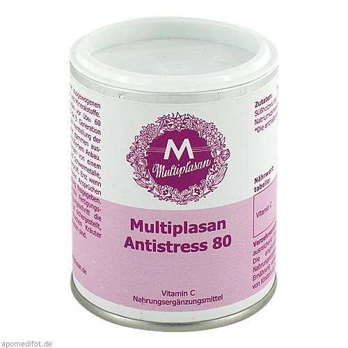 Multiplasan Antistress 80, 250 ST, Plantatrakt GmbH