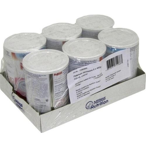 Palenum Himbeere, 6X450 G, Ghd Direkt Ii GmbH Vertriebslinie Nestle