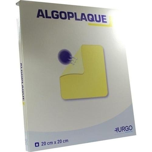 ALGOPLAQUE 20X20cm, 5 ST, Urgo GmbH