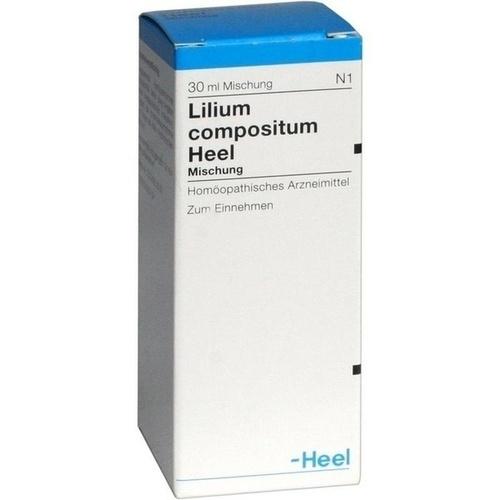 Lilium compositum Heel, 30 ML, Biologische Heilmittel Heel GmbH