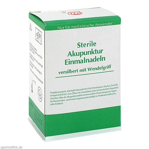Akupunkturnadel Tianxie 0.20x13mm Steril/Einmal, 100 ST, Jovita Pharma