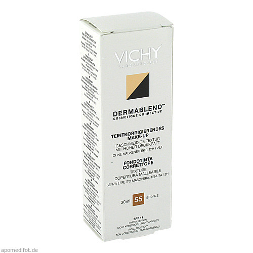 VICHY DERMABLEND MAKE-UP 55, 30 ML, L'oreal Deutschland GmbH