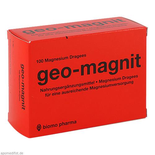 geo-magnit, 100 ST, Biomo Pharma GmbH