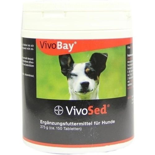 VivoBay VivoSed Hund vet, 150 ST, Bayer Vital GmbH Gb - Tiergesundheit