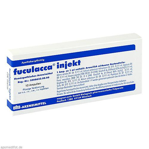 fuculacca, 10 ST, Infirmarius GmbH