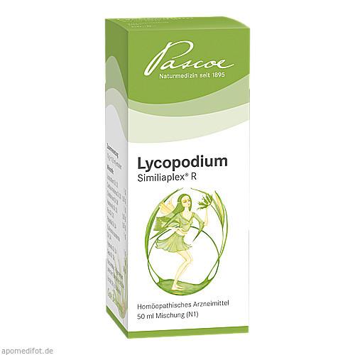 LYCOPODIUM SIMILIAPLEX R Tropfen, 50 ML, PASCOE pharmazeutische Präparate GmbH