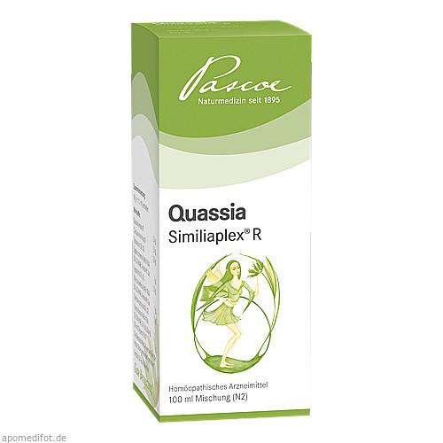 Quassia Similiaplex R, 100 ML, Pascoe Pharmazeutische Präparate GmbH