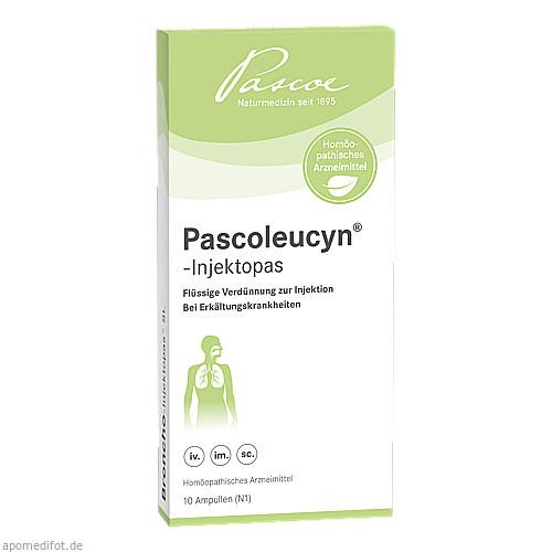 Pascoleucyn-Injektopas, 10 ST, Pascoe pharmazeutische Präparate GmbH