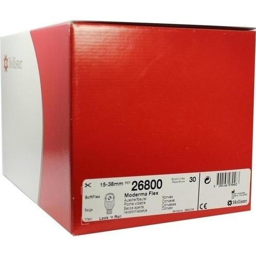 Moderma Flex Ausstreifbeutel m. LNR konvex 26800, 30 ST, Hollister Incorporated