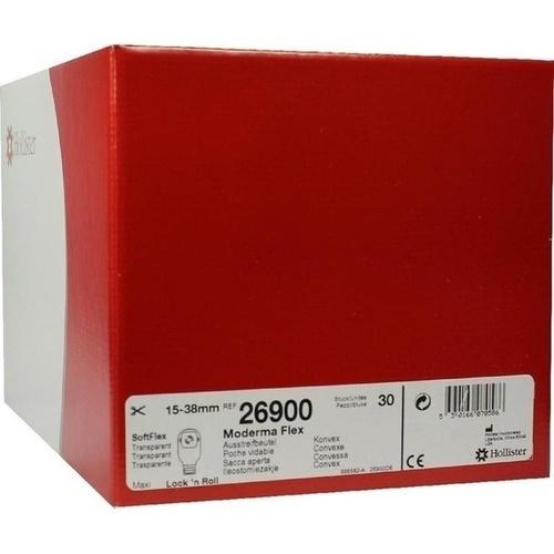 Moderma Flex Ausstreifbeutel m. LNR konvex 26900, 30 ST, Hollister Incorporated